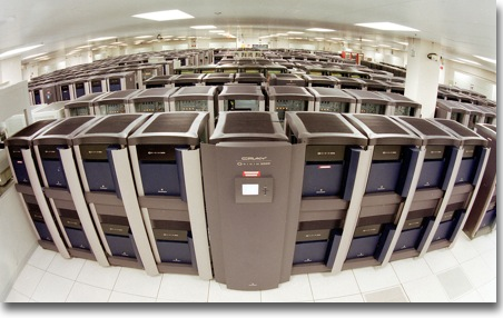 Los Alamos supercomputer