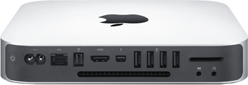 Mac mini Thunderbolt port