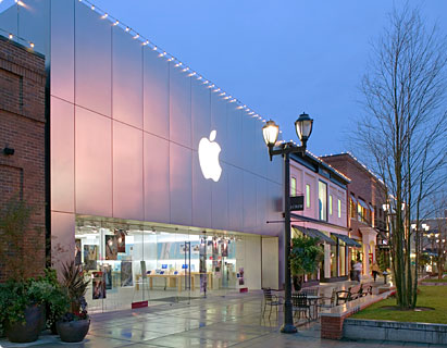 University Village Apple Store