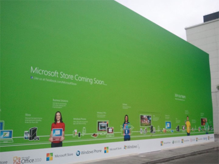 Microsoft Store is Coming