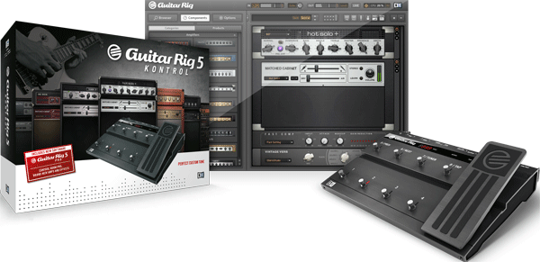 ni announces guitar rig 5 kontakt 5 more the mac observer. Black Bedroom Furniture Sets. Home Design Ideas