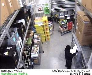 Surveillance Photo