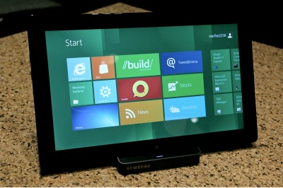 Win 8 tablet