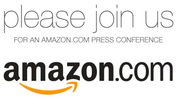 Amazon Media Event Invite