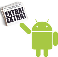Android Newspapers