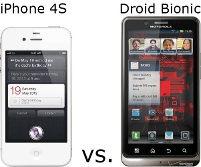 iPhone vs Bionic