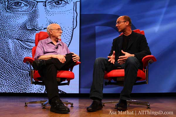Walt Mossberg interviews Andy Rubin