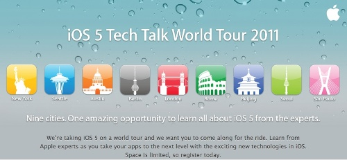 iOS 5 Tech Talk