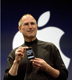 Steve Jobs Promo Image for PBS Documentary