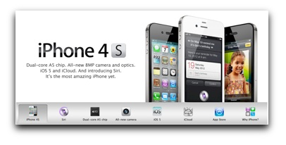 C Spire taking iPhone 4S preorders
