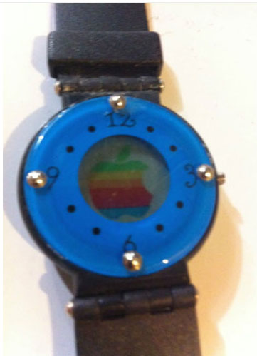 Apple-Branded Watch