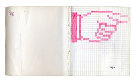 Susan kare drawing