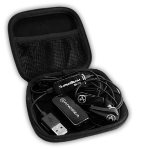 SuperBeam earbuds