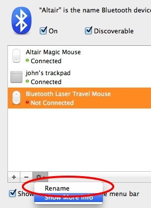 how to set up a bluetooth device on mac