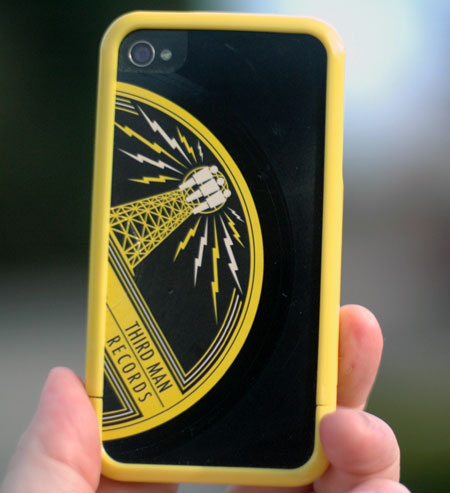 Third Man 45 iPhone 4S Case
