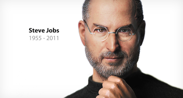 Steve Jobs doll: Yeah, it's creepy
