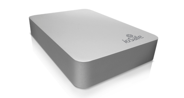 ioSafe Rugged Thunderbolt