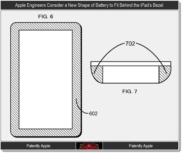 Apple Battery Patent