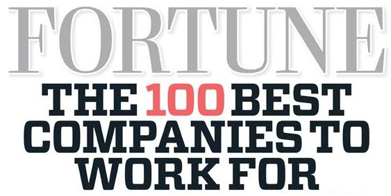 Fortune's 100 Best Companies to Work For