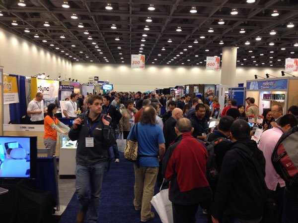 Day One at Macworld|iWorld