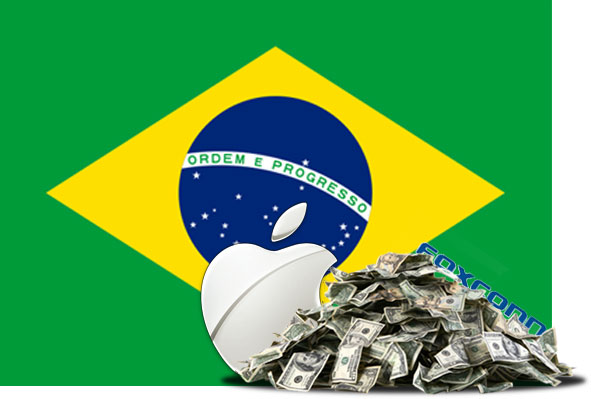 Apple & Foxconn in Brazil