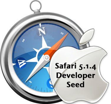Safari 5.1.4 Developer Seed