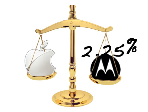 Apple vs. MMI