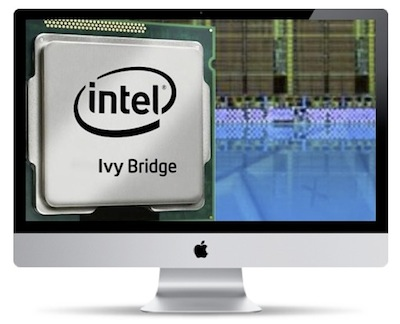 iMac Ivy Bridge Upgrade