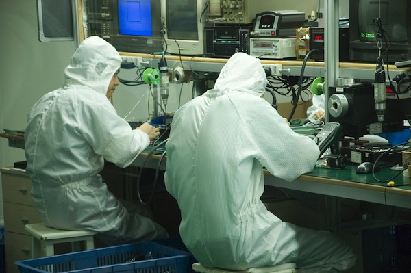 Foxconn Contract Manufacturer