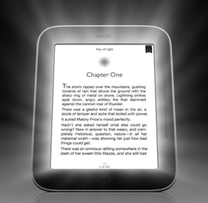 Nook Simple Touch Backlight
