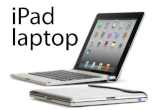 iPad Laptop