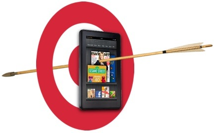 Target to drop Kindle from stores