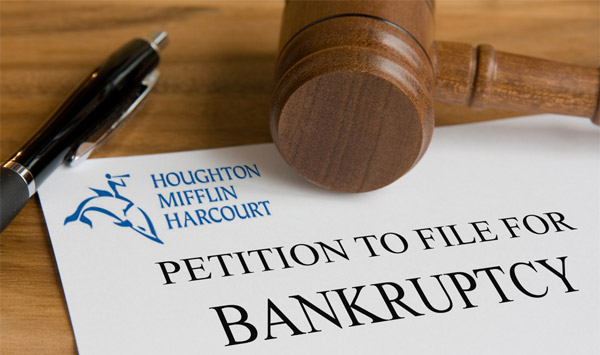 Houghton Mifflin Harcourt Bankruptcy