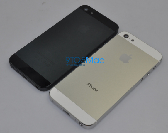 iPhone 5 Leaked Back