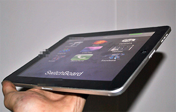 iPad prototype apps69 sold on eBay was probably stolen