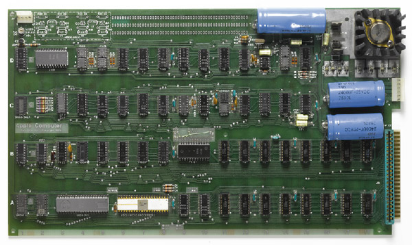 Apple I Circuit Board