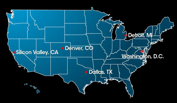 New Patent Office Locations