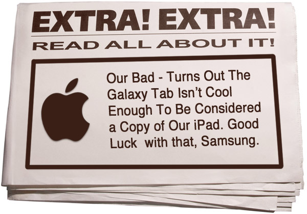 Possible Apple Ad