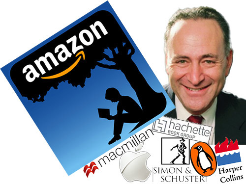 Senator Charles Schumer and the Publishing Industry