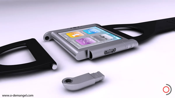 "Concept Mockup of ""iPhone Nano"""