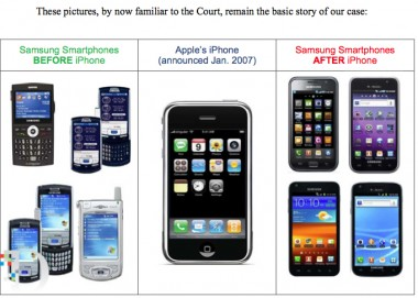 Apple Samsung Summary