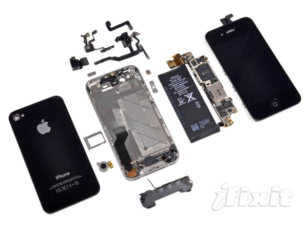 iFixit iPhone 4S Teardown