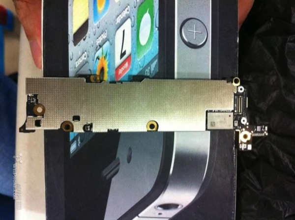 iPhone 5 Logic Board Rear