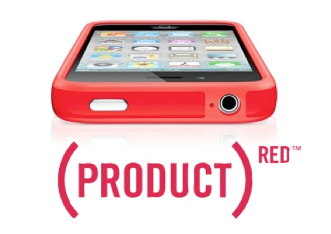 Product Red iPhone 4 Bumper