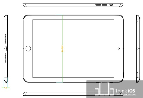 iPad Mini Schematics