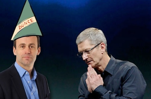 Browett Mess Up Apple Retail
