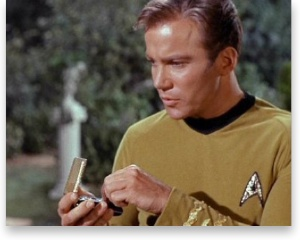 Kirk & Communicator