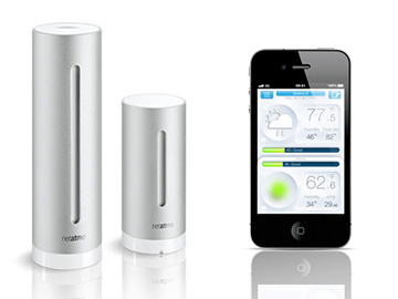 Monitor local weather from your iPhone with Urban Weather Station