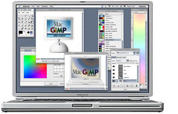 GIMP 2.8.2 drops X11 requirement