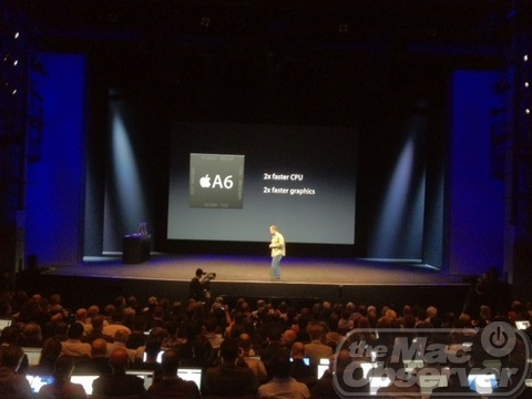 iPhone 5 Event A6